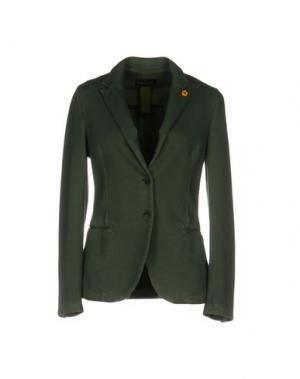 Пиджак IANUX. Цвет: зеленый