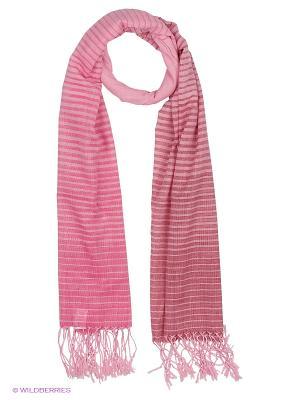 Палантин FOMAS. Цвет: бледно-розовый, лиловый, розовый
