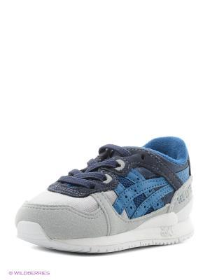 Спортивная обувь GEL-LYTE III TS ASICSTIGER. Цвет: черный, голубой