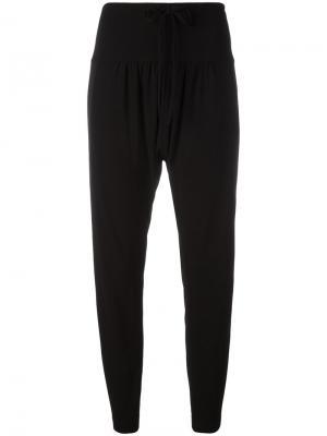 Slim-fit trousers Tsumori Chisato. Цвет: чёрный
