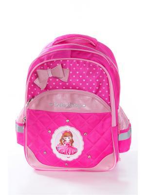 Рюкзак Vittorio Richi. Цвет: фуксия, розовый