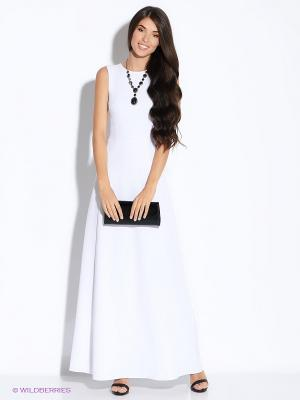 Платье Colambetta. Цвет: белый