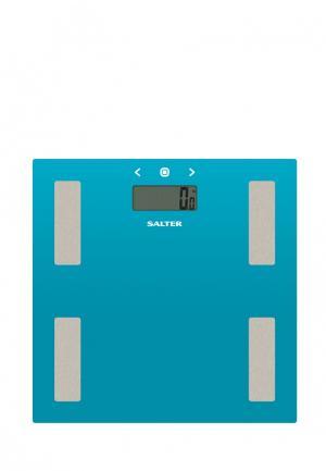 Диагностические электронные весы Salter. Цвет: синий