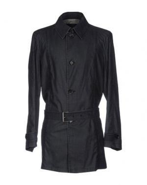 Легкое пальто ALLEGRI. Цвет: свинцово-серый