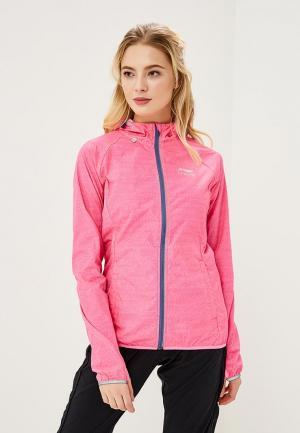 Ветровка Li-Ning. Цвет: розовый