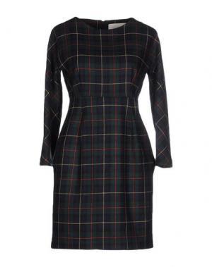 Короткое платье ..,MERCI. Цвет: темно-зеленый