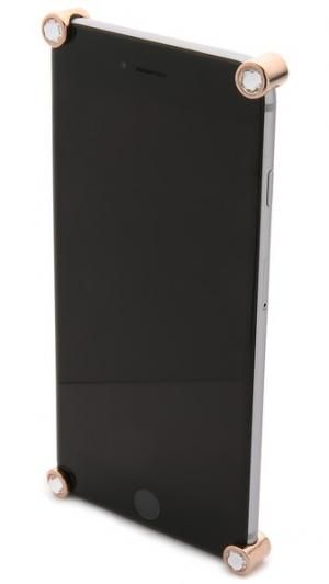 Уголки для iPhone 6 и Plus с кристаллами Corners4