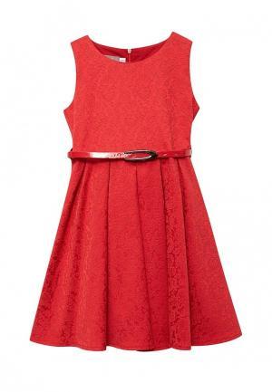 Платье Shened. Цвет: красный