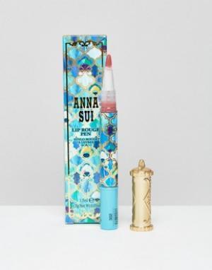 Anna Sui Губная помада-карандаш. Цвет: красный