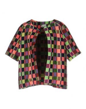 Пиджак MARIUCCIA. Цвет: зеленый
