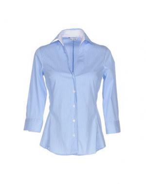 Pубашка CALIBAN. Цвет: синий