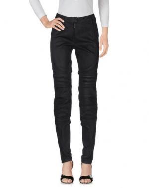 Джинсовые брюки MARCELO BURLON. Цвет: черный