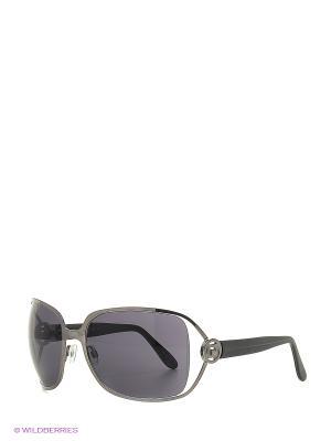 Солнцезащитные очки PR 6014  501 RT PACO RABANNE. Цвет: черный