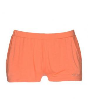 Пляжные брюки и шорты LIU •JO BEACHWEAR. Цвет: лососево-розовый