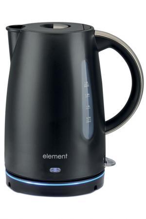 Чайник электрический element. Цвет: черный