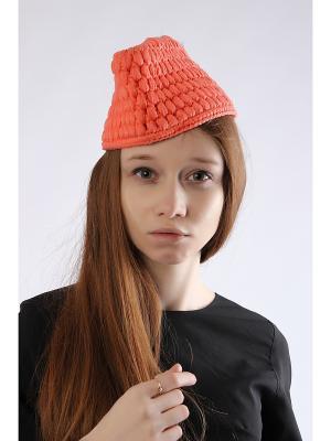 Шляпа EMMY. Цвет: оранжевый