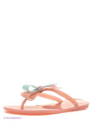 Пантолеты Mon Ami. Цвет: розовый