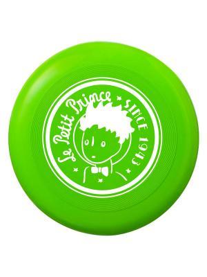 Летающая тарелка Маленький Принц. Цвет: зеленый