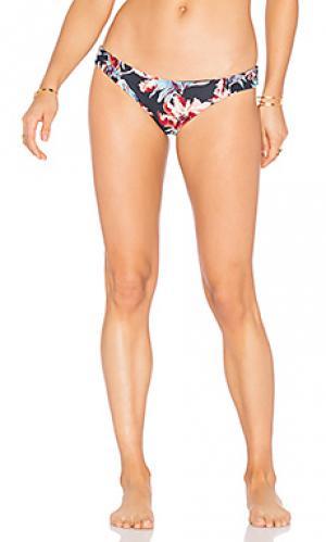 Низ бикини adelle Tori Praver Swimwear. Цвет: черный