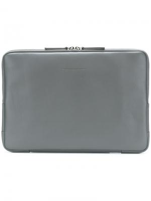 Сумка для ноутбука 15 на молнии Horizn Studios. Цвет: серый