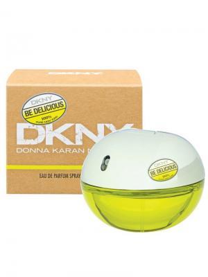 Be Delicious lady edp 100 ml DKNY. Цвет: светло-коричневый,светло-желтый
