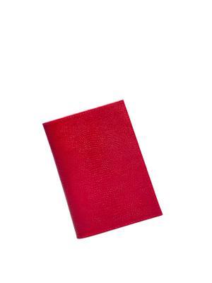 Обложка для паспорта BEFLER. Цвет: красный