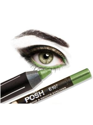Косметический карандаш POSH.. Цвет: оливковый
