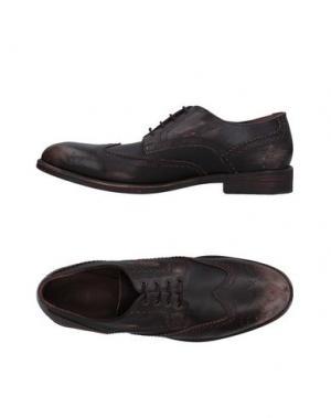 Обувь на шнурках MR. WOLF. Цвет: темно-коричневый