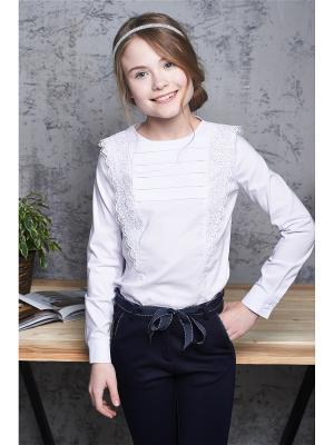 Блуза I love to dream. Цвет: белый