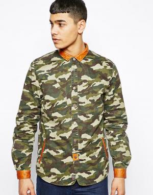 Bucks and Co Riot Shirt &. Цвет: зеленый