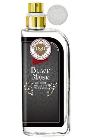 BLACK MUSK Monotheme. Цвет: черный
