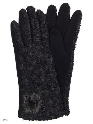 Перчатки Palantini. Цвет: темно-синий