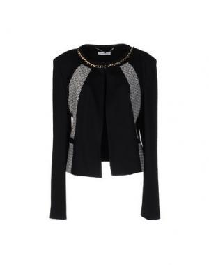 Пиджак CANNELLA. Цвет: черный