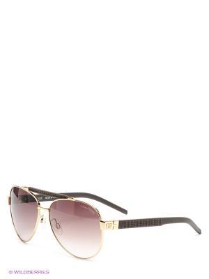 Солнцезащитные очки GF 982 06 Gianfranco Ferre. Цвет: золотистый