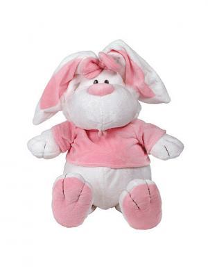 Кролик Gulliver. Цвет: розовый, белый