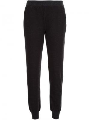 Спортивные брюки кроя слим Atm Anthony Thomas Melillo. Цвет: серый