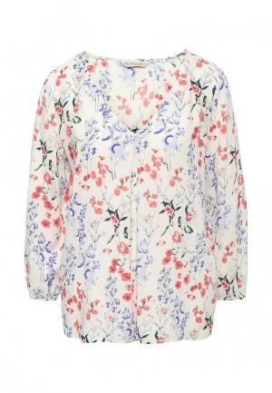 Блуза Sela. Цвет: разноцветный
