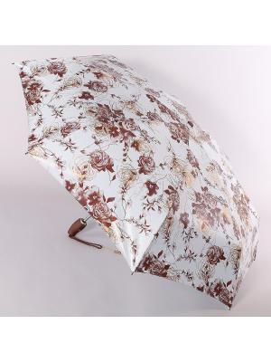 Зонт Zest. Цвет: терракотовый, светло-коричневый, темно-красный