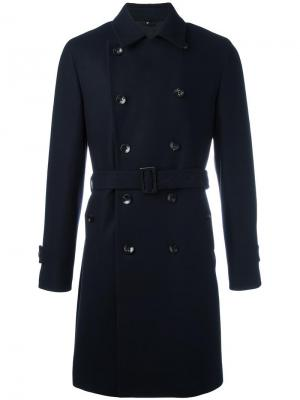 Пальто Savelle Hevo. Цвет: синий