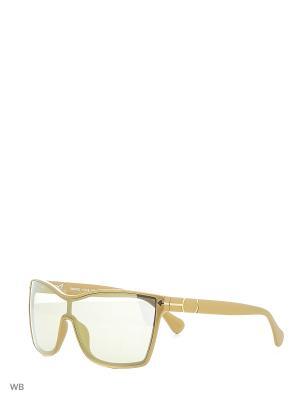 Солнцезащитные очки TM 530S 02 Opposit. Цвет: золотистый