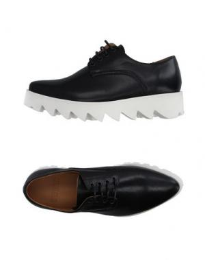 Обувь на шнурках SWEAR-LONDON. Цвет: черный