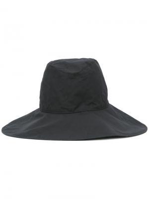 Oversized hat Kijima Takayuki. Цвет: чёрный