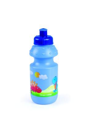 Поильник 360 мл 4/113 Canpol babies. Цвет: синий, голубой