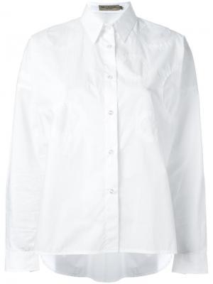 Рубашка Sace Ivan Grundahl. Цвет: белый