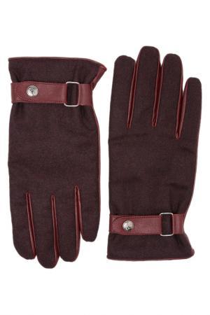 Перчатки Cacharel. Цвет: 900 бордовый