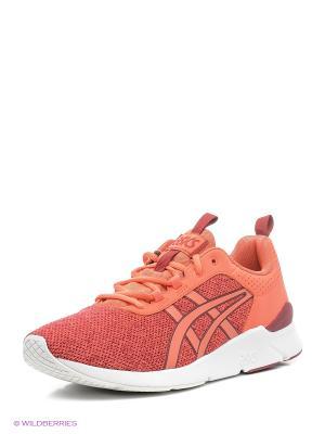 Спортивная обувь GEL-LYTE RUNNER ASICSTIGER. Цвет: коралловый