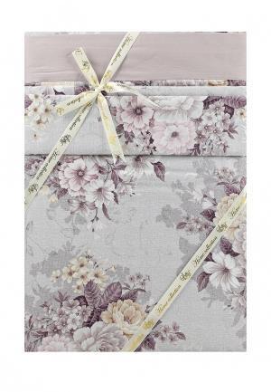 Постельное белье Sofi De Marko. Цвет: серый