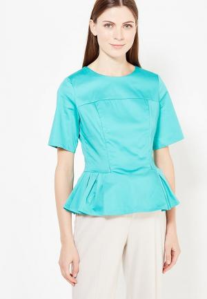 Блуза MilkyMama. Цвет: зеленый