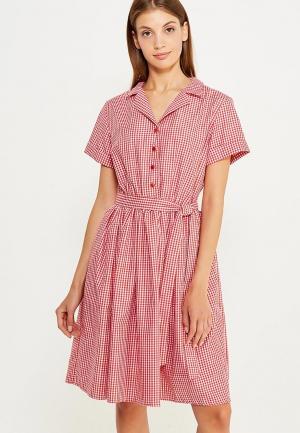 Платье Fashion.Love.Story. Цвет: красный