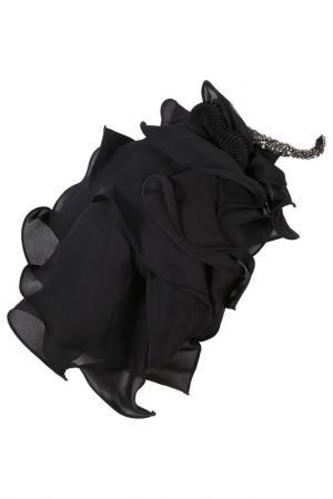 Накидка Hidy N.G.. Цвет: черный